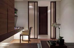 永和徐宅:  窗 by 大觀室內設計工程有限公司