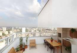 庭院 by Antonio Armando Arquitetura & Design