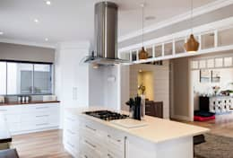 House Fourie: country Kitchen by Muse Architects