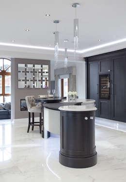 مطبخ تنفيذ Designer Kitchen by Morgan