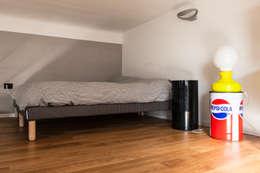 Projekty,  Sypialnia zaprojektowane przez Easy Relooking