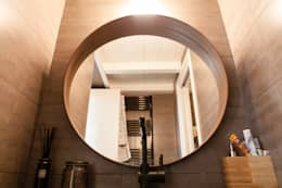 Projekty,  Łazienka zaprojektowane przez Easy Relooking