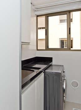 Ambientes Integrados: Este Pequeno Apartamento Tem Uma Elegante ...