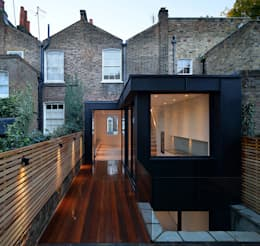 St Paul Street: minimalistic Houses by Ciarcelluti Mathers Architecture