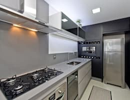 Kris Bristot Arquiteturaが手掛けたキッチン
