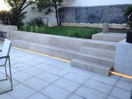 Remodelacion Residencia Carrizalejo San Pedro: Jardines de estilo moderno por OR Arquitectura y Construcción