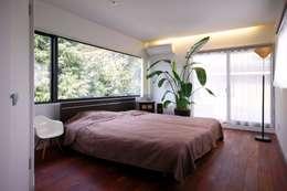 Phòng ngủ by 藤井伸介建築設計室