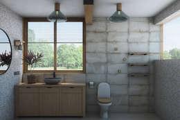 浴室 by Artcrafts