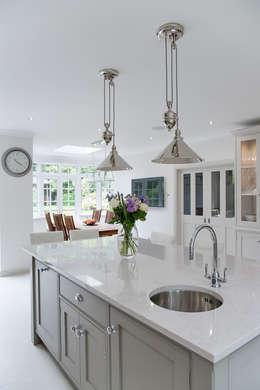 modern Kitchen by John Ladbury and Company