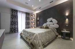 modern Bedroom by ABBW angelobruno building workshop