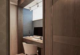 Ruang Kerja by 思為設計 SW Design