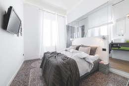 Projekty,  Sypialnia zaprojektowane przez MODO Architettura