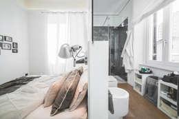 Projekty,  Łazienka zaprojektowane przez MODO Architettura
