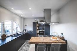 مطبخ تنفيذ MODO Architettura