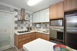 eclectic Kitchen by Condecorar Arquitetura e Interiores
