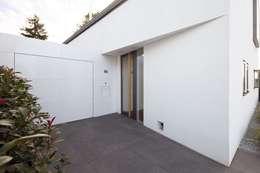 minimalistic Houses by Falke Architekten