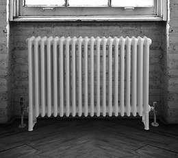 Designer Radiators: modern Living room by Designer Radiator Showroom