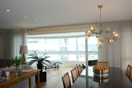classic Dining room by Carolina Burin Arquitetura Ltda