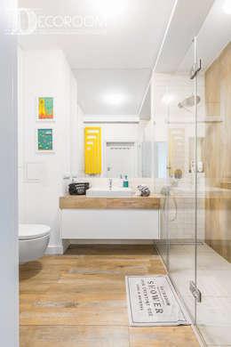 Ванные комнаты в . Автор – Decoroom