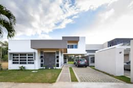 modern Houses by J-M arquitectura