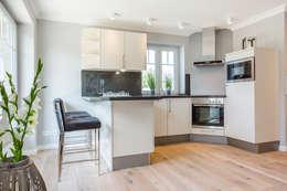 مطبخ تنفيذ Home Staging Sylt GmbH