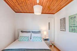 Dormitorios de estilo escandinavo por menta, creative architecture