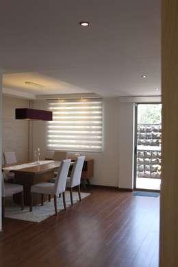 Comedores de estilo moderno por Home Reface - Diseño Interior CDMX