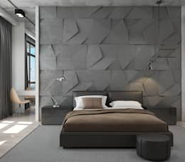 حمام تنفيذ Interior designers Pavel and Svetlana Alekseeva