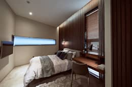 Projekty,  Sypialnia zaprojektowane przez Design Anche