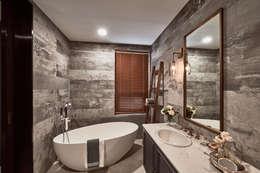 Projekty,  Łazienka zaprojektowane przez Design Anche
