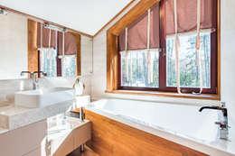 eclectic Bathroom by ARK BURO