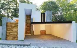 房子 by Alan Rangel Arquitecto