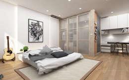 خواب گاه by เหนือ ดีไซน์ สตูดิโอ (North Design Studio)