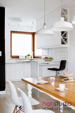 WaWer Love: styl , w kategorii Kuchnia zaprojektowany przez HoH studio