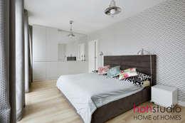 WaWer Love: styl , w kategorii Sypialnia zaprojektowany przez HoH studio