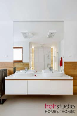 WaWer Love: styl , w kategorii Łazienka zaprojektowany przez HoH studio