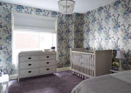 JKG Interiors의  침실