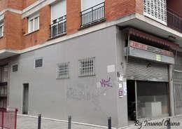 """LOFT """"txingurri 12"""" _ 2016: Casas de estilo minimalista de POLITA proyectos y reformas"""
