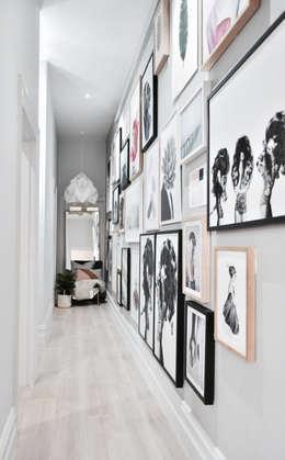 Hogar de estilo  por Cinza Design  Studio