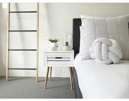 Cinza Design Studio: Dormitorios de estilo minimalista por Cinza Design  Studio