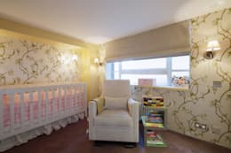 غرفة الاطفال تنفيذ JKG Interiors