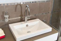 modern Bathroom by Will Bau & Bad