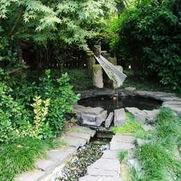 Ilkley Road: modern Garden by Ininside