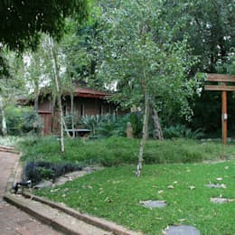 modern Garden by Ininside
