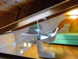 Habitaciones de estilo moderno por Mariapia Alboni architetto