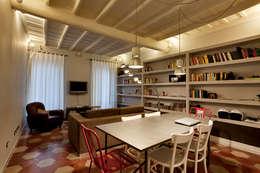 غرفة السفرة تنفيذ Caterina Raddi