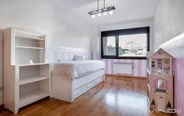 غرفة الاطفال تنفيذ MORANDO INMOBILIARIA