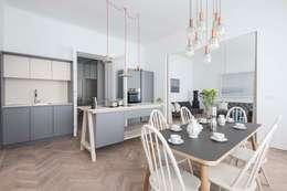 مطبخ تنفيذ destilat Design Studio GmbH