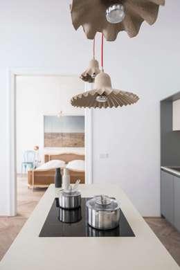 Projekty,  Kuchnia zaprojektowane przez destilat Design Studio GmbH