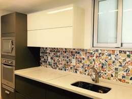 Cozinha: Cozinhas modernas por daniela kuhn arquitetura